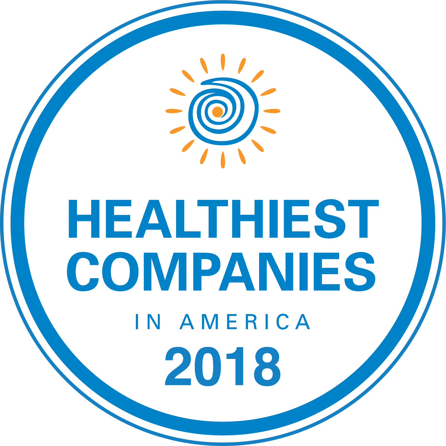 Healthiest Companies in America 2018